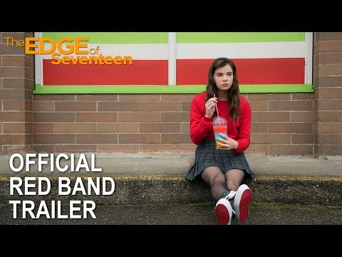 The Edge of Seventeen Official Red Band Trailer
