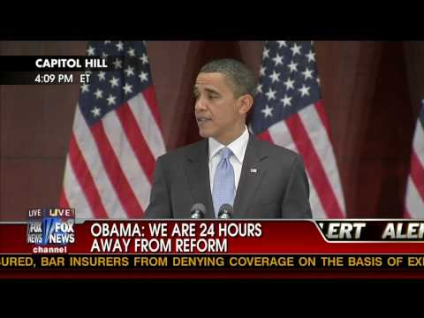 Obama Healthcare Speech 3/20/10 Pt 2 of 3