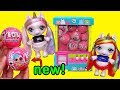 Baby Unicorns Play with Toy Claw Machine ! Toys and Dolls Fun for Kids Opening Blind Bags | SWTAD