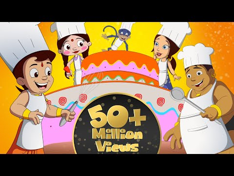 Video Chhota Bheem New Year Cake Party in Dholakpur download in MP3, 3GP, MP4, WEBM, AVI, FLV January 2017