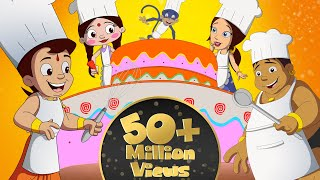Video Chhota Bheem New Year Cake Party in Dholakpur MP3, 3GP, MP4, WEBM, AVI, FLV September 2018