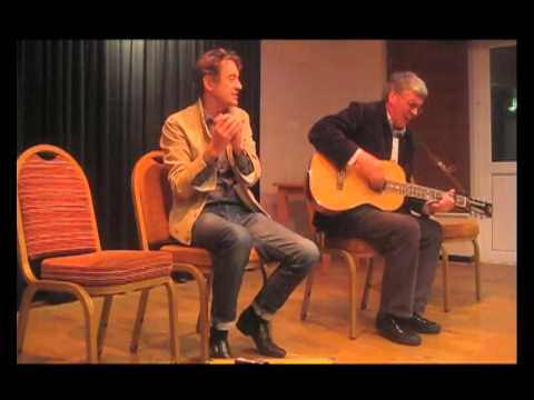 'Have You Seen Her?' - Mark and Clive at Chorlton Folk Club