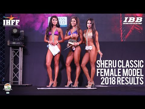 Sheru Classic Female Model Results And Winners