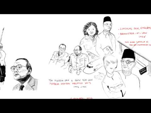Tokoh - Tokoh Sejarah : Tun Hussein Onn