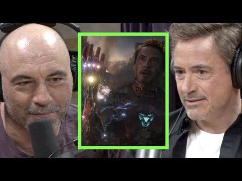 Will Robert Downey Jr. Ever Return as Iron Man? | Joe Rogan