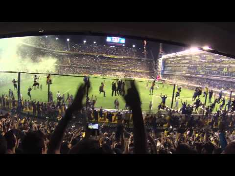 Video - LA MEJOR HINCHADA DE ARGENTINA... BOCA JUNIORS... - La 12 - Boca Juniors - Argentina