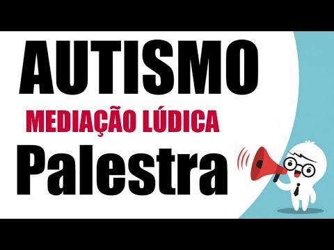 AUTISMO -A mediação lúdica no espectro autista: possibilidades – Profa. Rosângela Alves