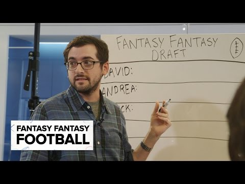 Fantasy Fantasy Football: Drafting Your Co-Workers Who Play Fantasy Sports