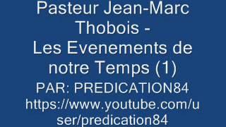 LES ÉVÈNEMENTS DE NOTRE TEMPS - 1/5