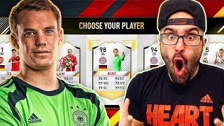 GERMANY ONLY DRAFT! - FIFA 17 ultimate team fut draft Nepp: https://www.youtube.com/user/NepentheZ ▻Second Channel:...