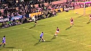 Hans van Breukelen vs. Hugo Sanchez