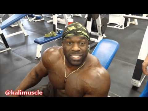 weight training - Click Here To Subscribe = http://full.sc/1rgLfsM Website = http://kalimuscle.com Facebook = http://facbook.com/realkalimuscle Instagram = http://instagram.co...