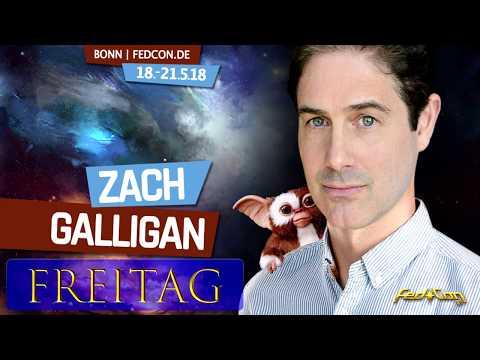 FedCon (2018) Fr. Panel Zach Galligan