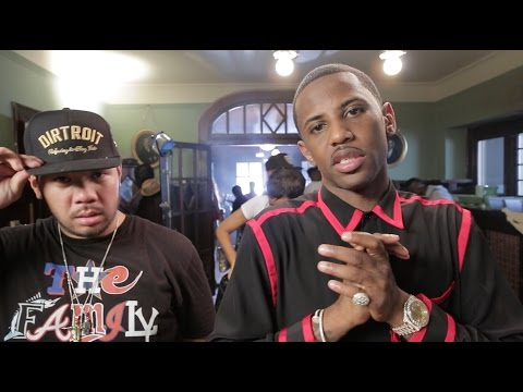 Behind the Scenes  -  Fabolous & Chris Brown / She Wildin