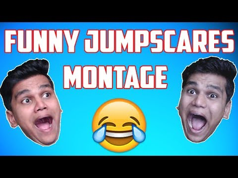 FUNNY JUMPSCARES MONTAGE / COMPILATION (500K Subs Special)