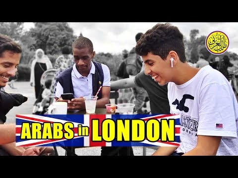 Chatting To Arabs In London [FULL MOVIE]