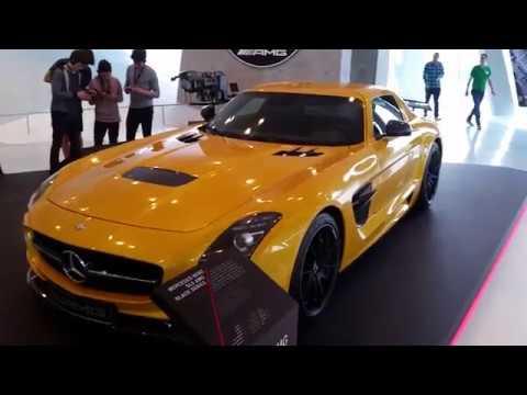 Визит в музей Mercedes Benz (Штутгарт, Германия)