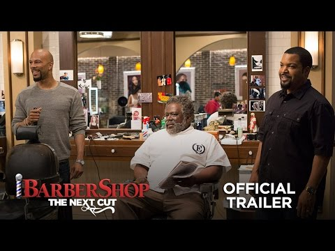 CHECK OUT THE TRAILER FOR BARBERSHOP: THE NEXT CUT