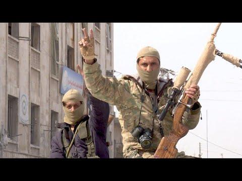 Türkei erobert nordsyrische Stadt Afrin