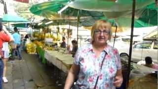 5th Feb 2013 Flower Market, Bangkok