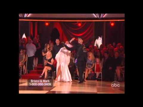 DWTS Eliminations: Bristol Palin Is Out