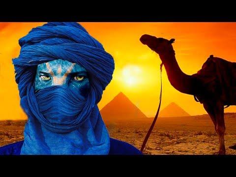 La Antigua Raza Azul Desaparecida de la Tierra