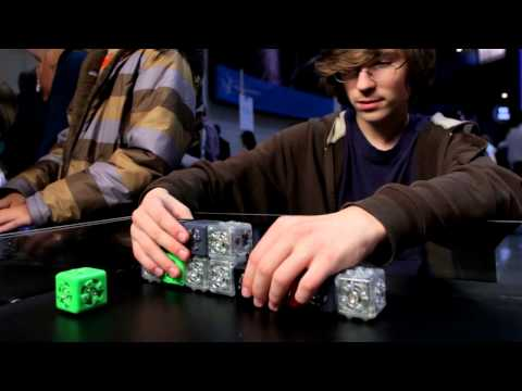 Cubelets: Small robots teach big science lessons - Science Nation