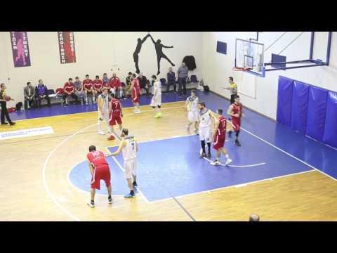 Kymi-Doxa Lefkada 27.02.2016 (No11 red, 18p., 9r.) part 3