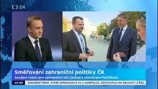 Česká zahraniční politika a pozice ministra Petříčka