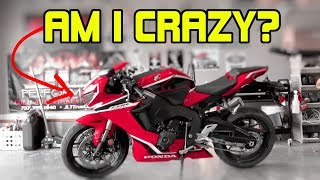 8. I Bought a 2018 CBR1000rr After 7 Years of Not Riding - AM I CRAZY?