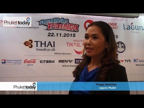 Laguna Phuket takes the Tri-Fest show on the road