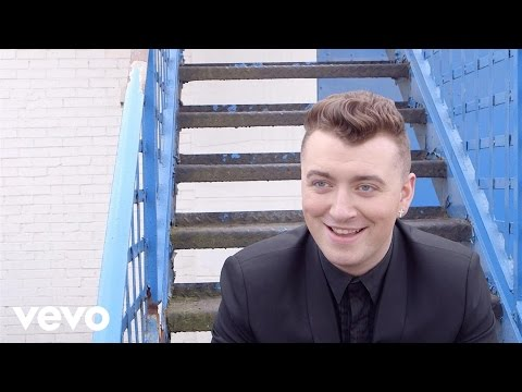 Sam Smith - Behind The Scenes - Make It To Me - (Live) - Stripped (Vevo LIFT UK)