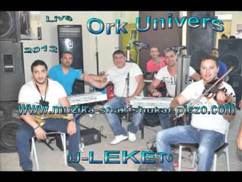 Ork Univers Live Krasi Leona Tallava Mix 2012 Dj LeKeTo