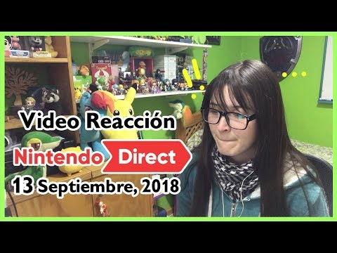 Nintendo Direct , 13.09.2018 - Video Reacción!