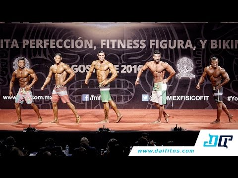 Batalla Absoluto Mens Physique