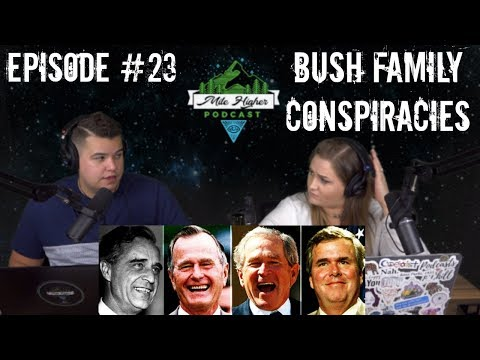 Video The Bush Bloodline: 5 Families That Secretly Control The World? - Podcast #23 download in MP3, 3GP, MP4, WEBM, AVI, FLV January 2017