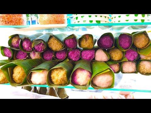 Món chuối nướng sáng tạo vừa xuất hiện tại Sài Gòn - Street Food - Thời lượng: 3 phút, 35 giây.