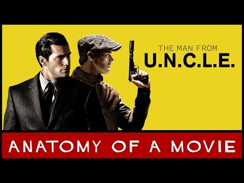 The Man From U.N.C.L.E. (Henry Cavill, Armie Hammer)   Anatomy of a Movie