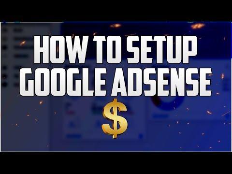 Hoe maak je een google adsense account?
