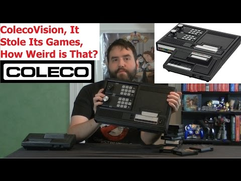 Second VideoGame Generation Recap - Coleco ColecoVision - Adam Koralik