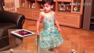 Bohong kalau gak ketawa!!! Video lucu bayi joget dj despacito