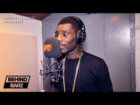 Wretch 32 – Behind Barz Freestyle [@Wretch32] | Link Up TV