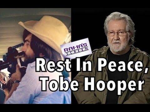 Rest In Peace, Filmmaker Tobe Hooper