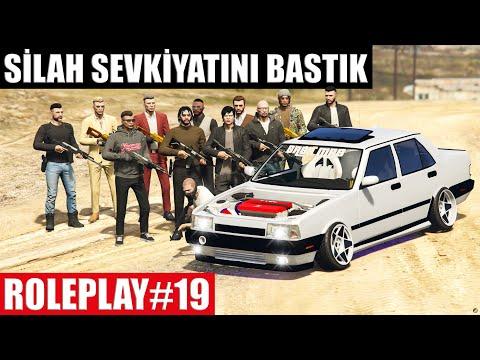 GTA 5 ROLEPLAY #19 AĞIR VURGUN ZAMANI !!