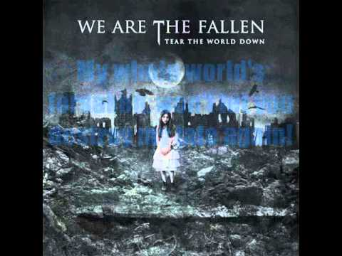 john st - PLEASE READ! All rights reserved to the We are The Fallen band ! What's the problem if I love Evanescence and We are The Fallen both ? We have to admit that ...