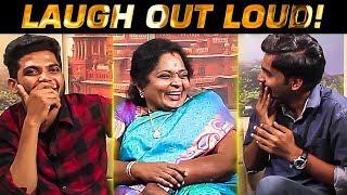 Video Tamilisai's Unseen Side! - A Fun Interview MP3, 3GP, MP4, WEBM, AVI, FLV April 2018