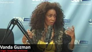 Life is Beautiful with Singer/Songwriter - Vanda Guzman on LARRY YATES AS IS