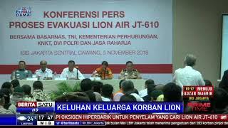 Video Keluarga Korban Lion Air Apresiasi Tim SAR Gabungan MP3, 3GP, MP4, WEBM, AVI, FLV Januari 2019