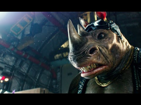 Teenage Mutant Ninja Turtles: Out of the Shadows (Featurette 'Stephen Farrelly')
