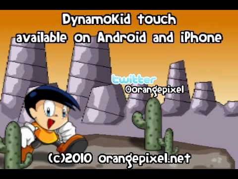Video of DynamoKid Touch Free